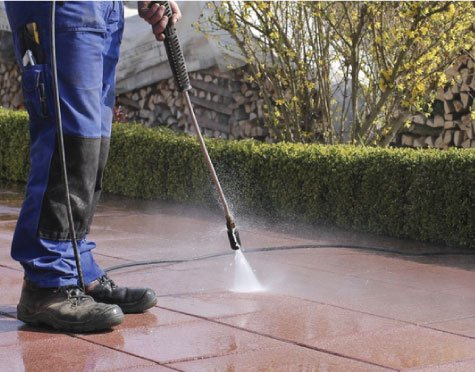 Power washing services, Power Washing